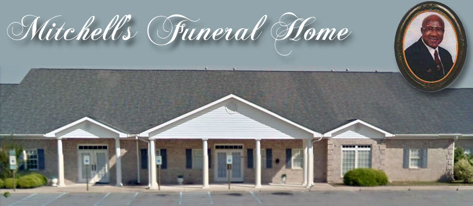 Mitchell's Funeral Home | Greenville NC funeral home
